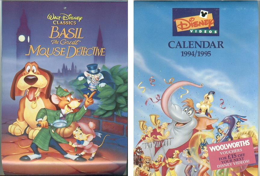 Disney S Great Mouse Detective Sightings By Whatsits Galore