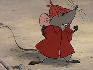 Disney S Great Mouse Detective Basil Of Baker St By